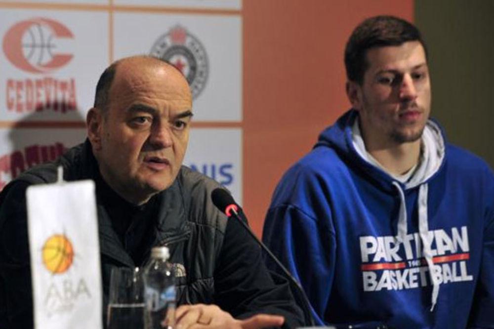 Vujošević: Nije pristojno pretiti, Partizan je ispisao istoriju i pobeđivao i veće ekipe od Zvezde