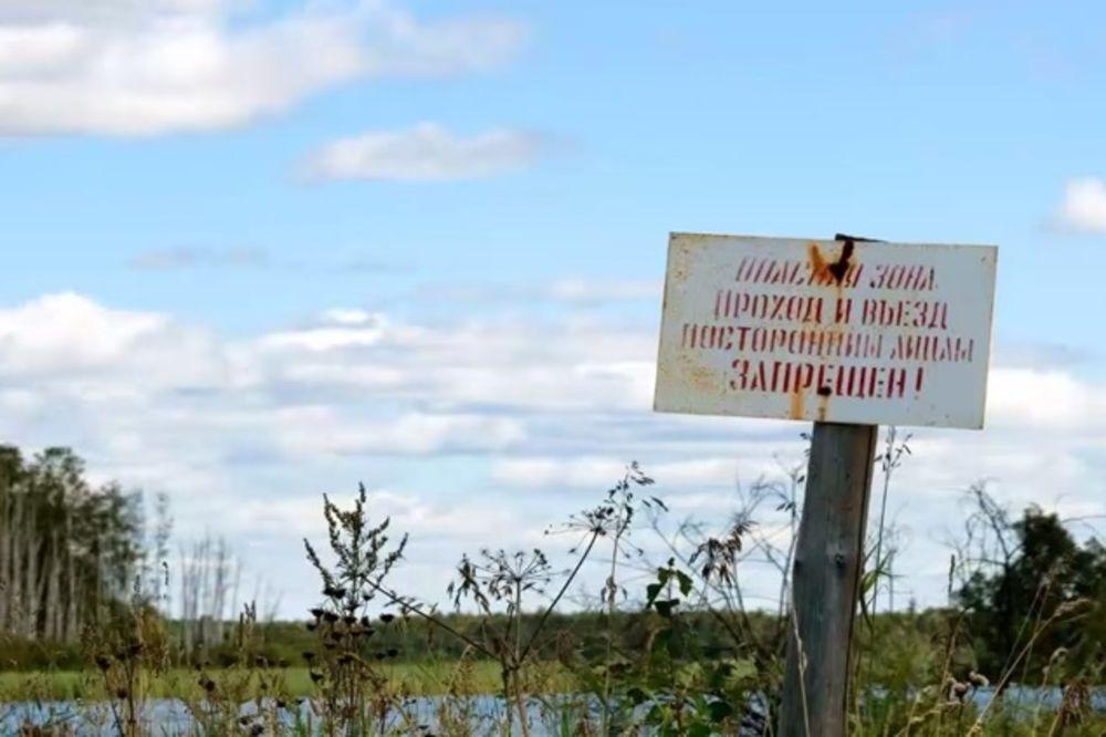 (VIDEO) UBIJA I SAMO STAJANJE SAT VREMENA: Nikada nemojte da idete na ovo rusko jezero