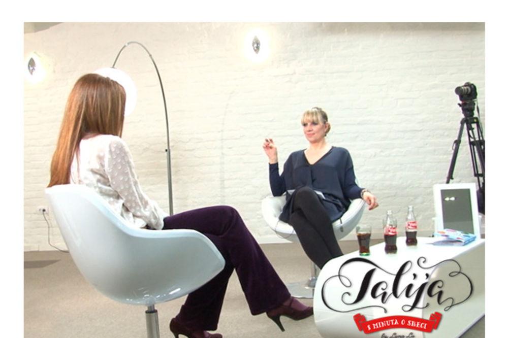 TALIJA - 8 MINUTA O SREĆI: Srpske glumice otkrivaju kako se snima filmski poljubac!