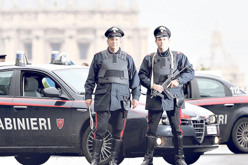 DOLIJAO SRBIN U BOLONJI: Naš državljanin harao po Italiji!