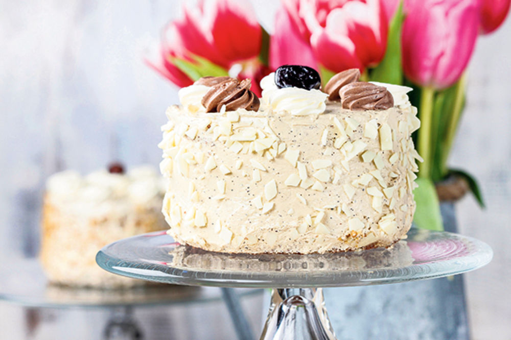 Brza torta s kokosom