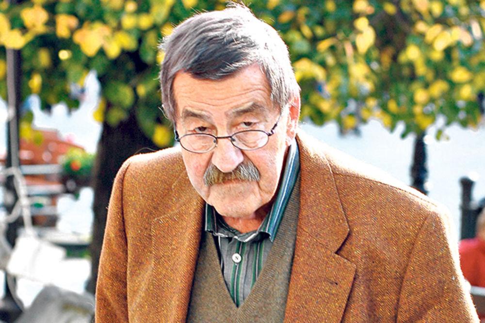 PRED SMRT SE POKAJAO BOMBI ZA SRBIJU: Preminuo nobelovac Ginter Gras