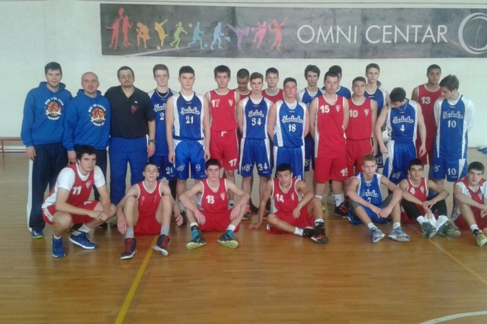 (VIDEO) SLOVAČKI KOŠARKAŠI POSETILI VALJEVO: Došli smo u Srbiju da naučimo kako se igra odbrana