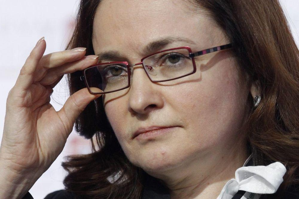 Čarobnica od bankara: Elvira Nabiuljina (Foto: Reuters)