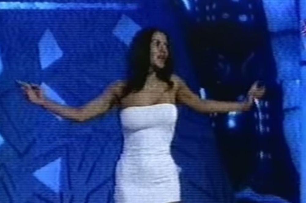 (VIDEO) BOMBA: Pogledajte kako je Mina Kostić izgledala pre 15 godina