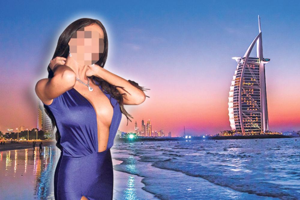 AFERA HAREM: Srpkinje se prostituišu za 1.000 evra u Dubaiju!