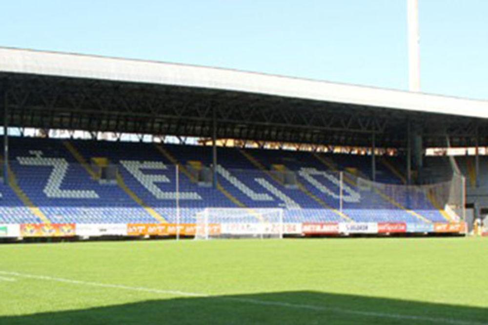 DRAMA NA GRBAVICI: Bomba na stadionu Željezničara u Sarajevu