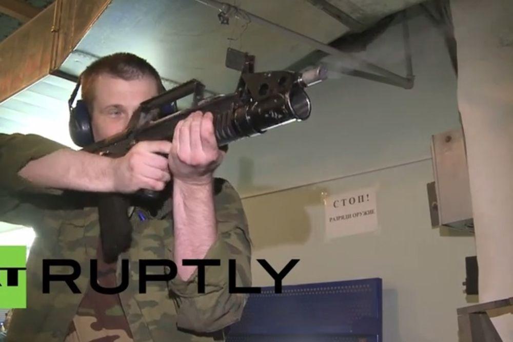 (VIDEO) SUPERKALAŠ: Ovo je ruska puška koja puca i pod vodom!