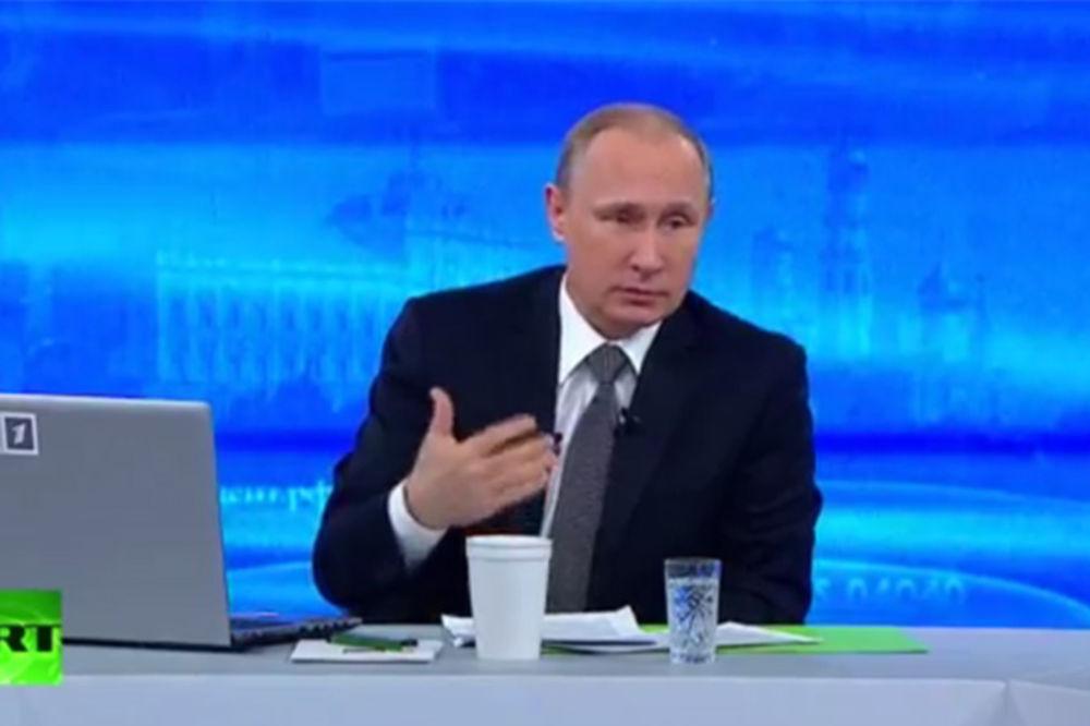 (VIDEO) VLADIMIR PUTIN: Americi su potrebni vazali, a ne saveznici, Rusiju to ne zanima