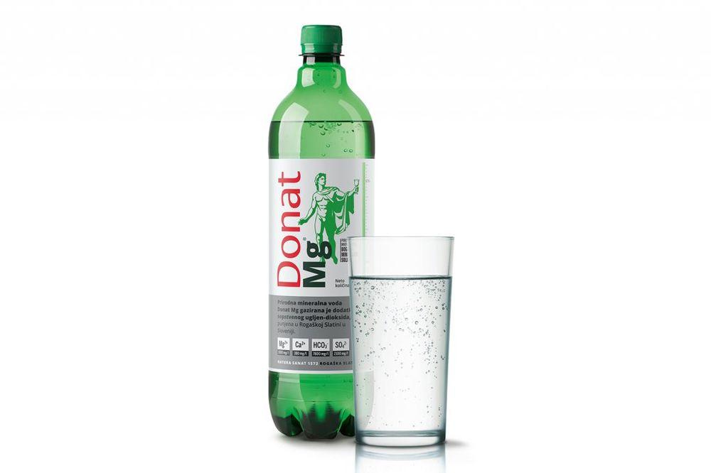 POSTPRAZNIČNE TEGOBE: Donat Mg voda blagotvorno deluje na vaše zdravlje
