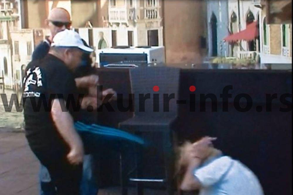 (UZNEMIRUJUĆE) DUDIĆ OBORIO JELENU I ŠUTNUO JE U GLAVU: Fotografije napada u Parovima!