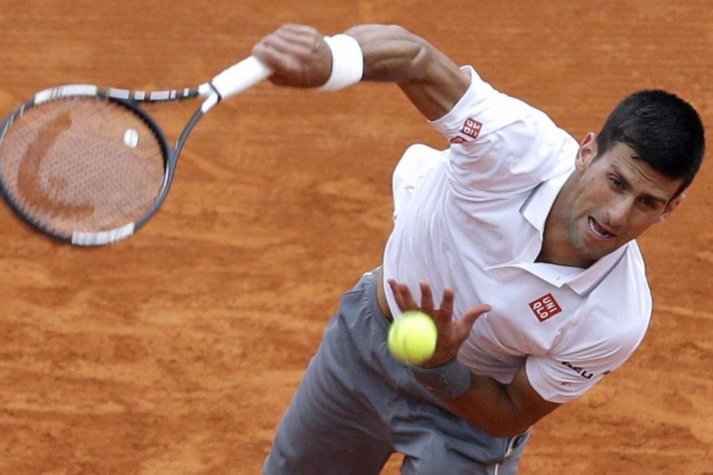(VIDEO) RAZIGRAN: Pogledajte kako je Novak izborio plasman u četvrtfinale mastersa u Monte Karlu