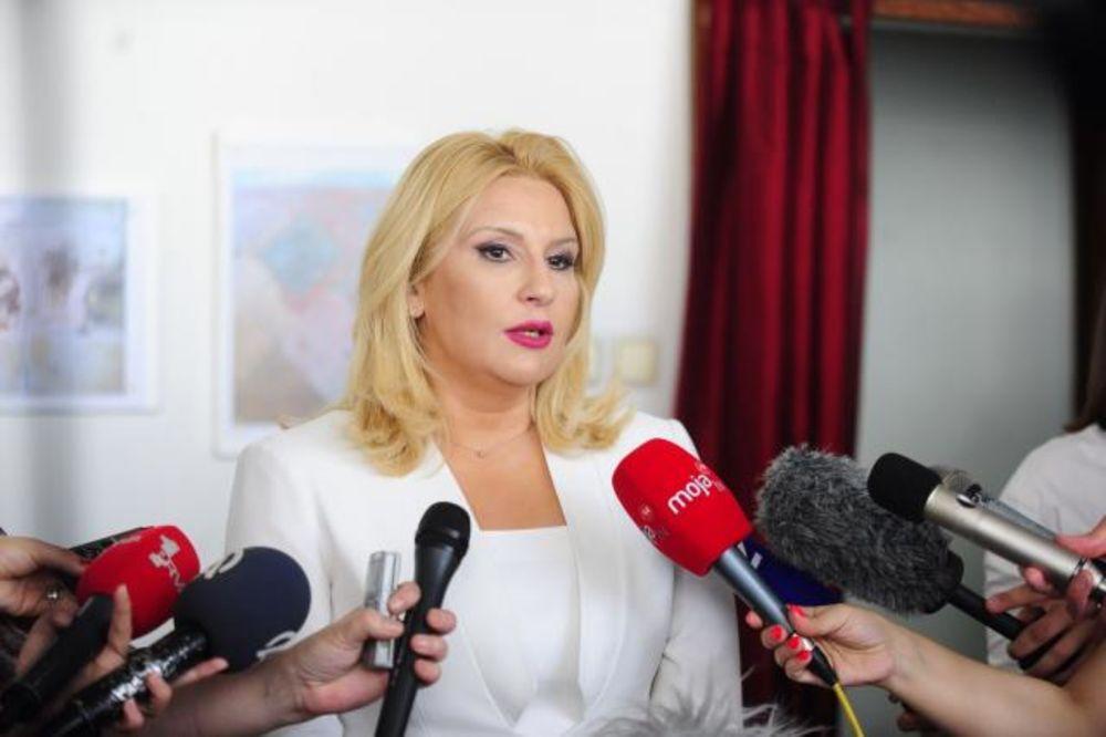 Mihajlovićeva: Srbija će biti sedište transbalkanske železnice