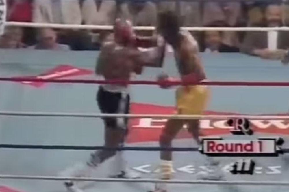 (VIDEO) NOKAUT KOJI SE PAMTI: Prisetite se jedne od najboljih borbi u istoriji boksa