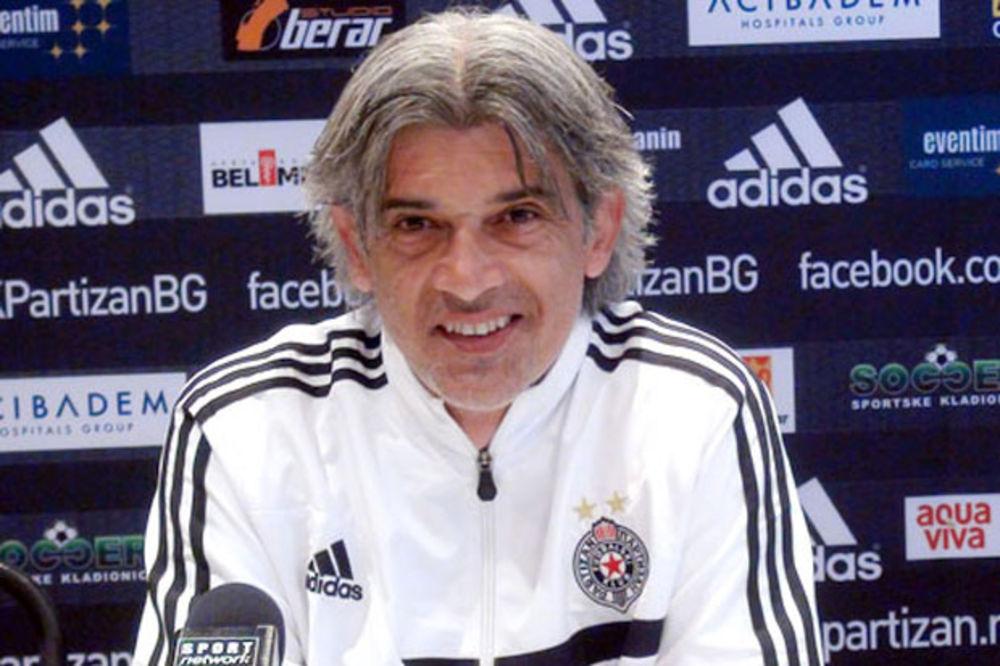 Milinković poziva na oprez: Želimo da pobedom protiv Mladosti dočekamo derbi sa Zvezdom