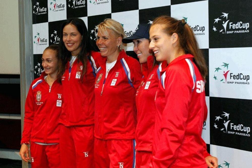 IZNENAĐENJE U FED KUPU: Selektor Srbije Tatjana Jačmenica šokirala izborom teniserki