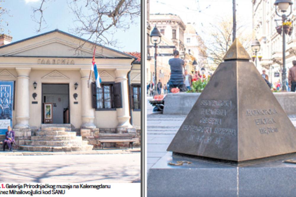 7 masonskih zdanja u Beogradu