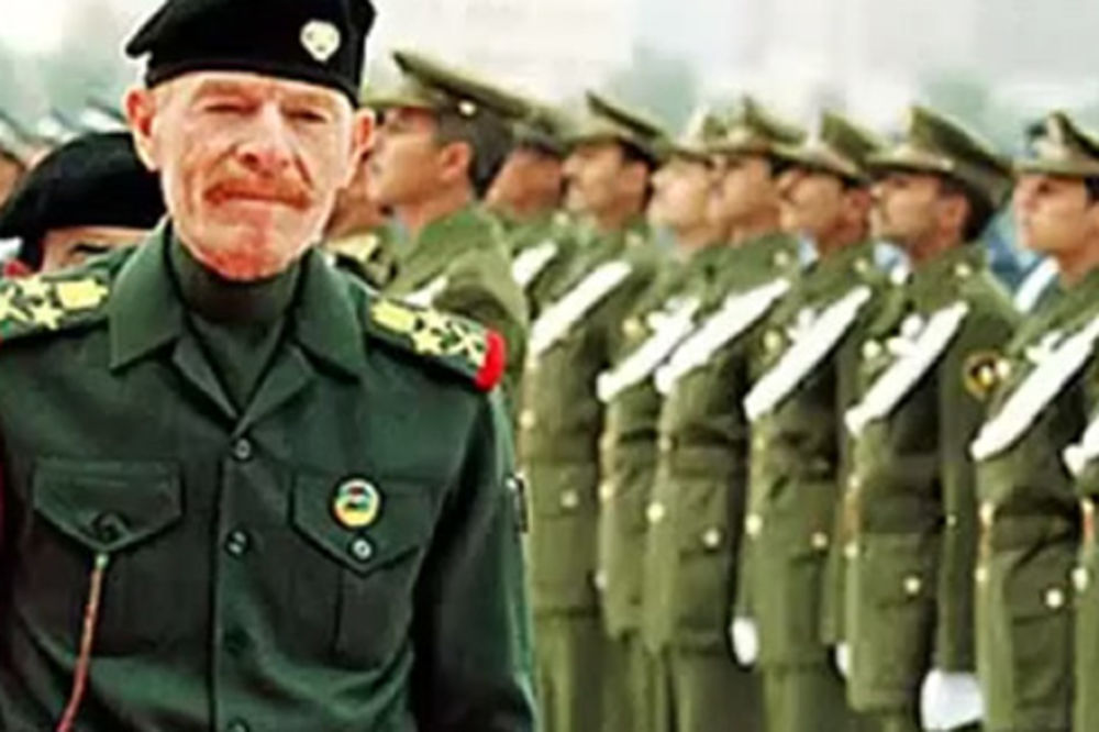 LIKVIDIRAN POSLEDNJI SADAMOV GENERAL: Diktatorova desna ruka, poginuo u uniformi Islamske države!