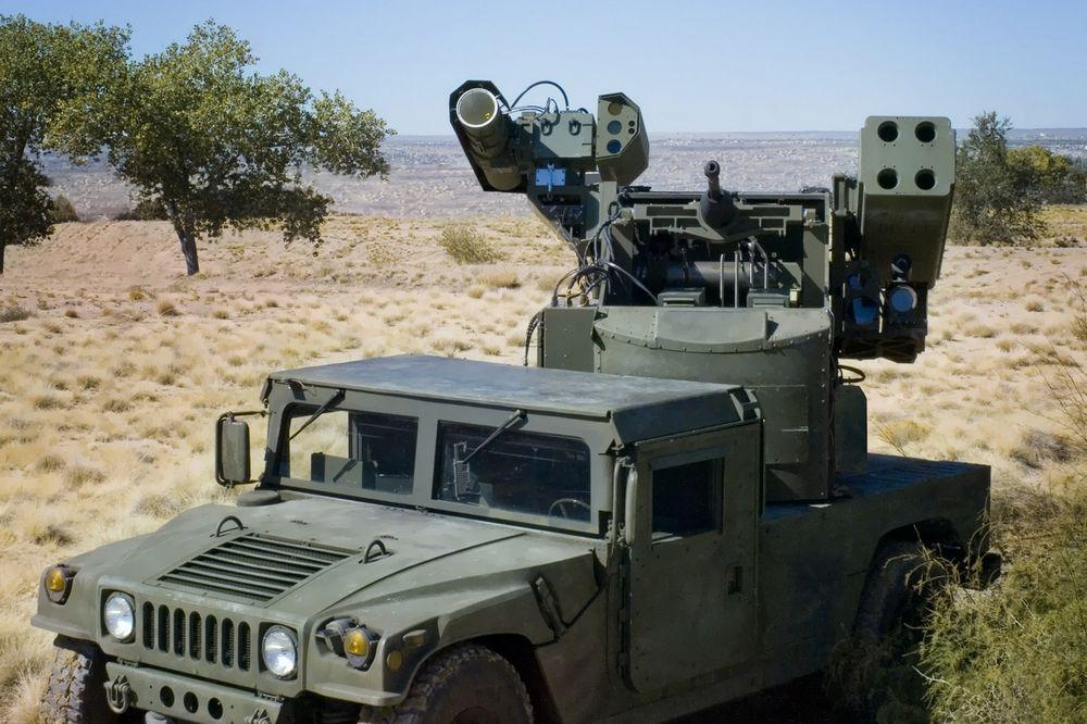 (VIDEO) UBICA DRONOVA: Ovo je američki laser koji obara neprijateljske bespilotne letelice!