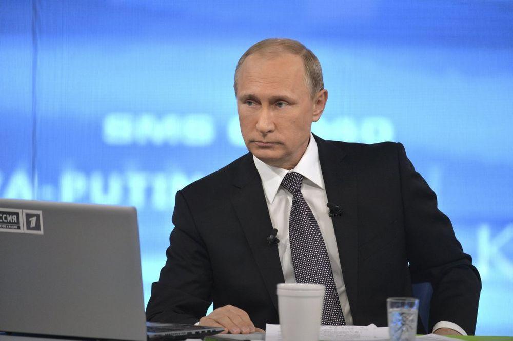 PUTIN JASAN: Rusija ne igra kako drugi sviraju!