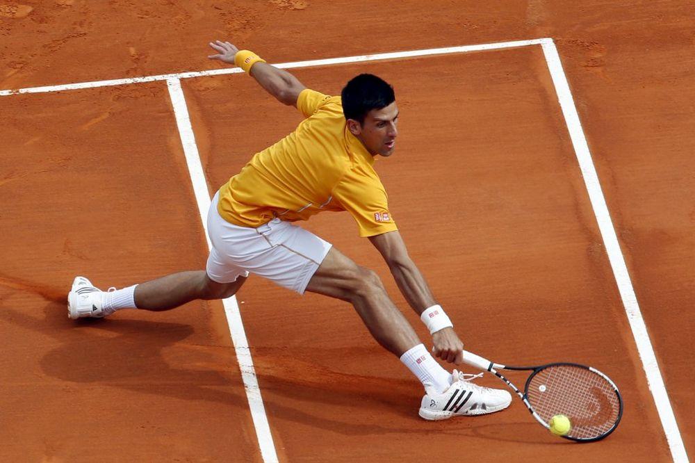 (VIDEO) KRALJ ŠLJAKE: Đoković posle divovske borbe savladao Nadala  za finale Monte Karla