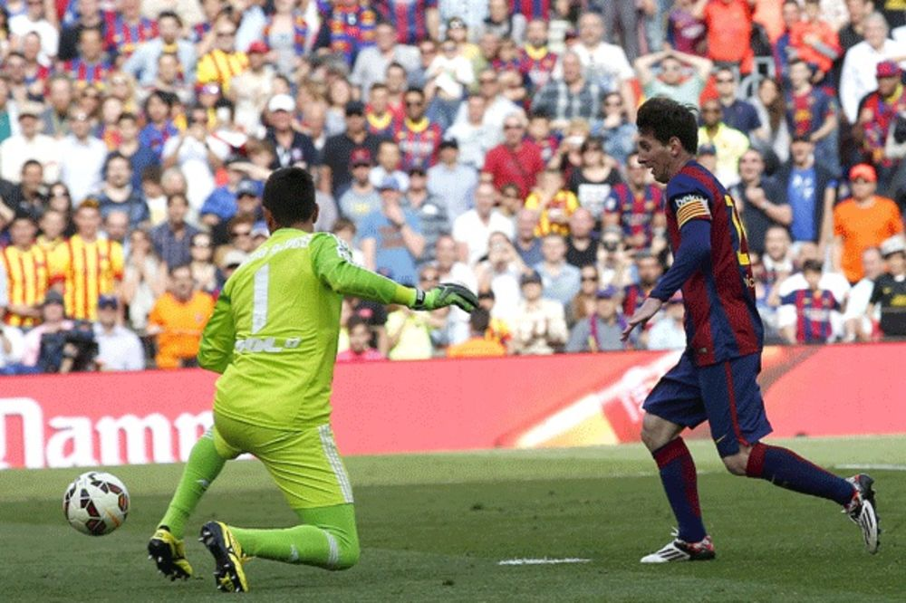 (VIDEO) MESI 400: Argentinac overio trijumf Barselone nad Valensijom i obeležio jubilej