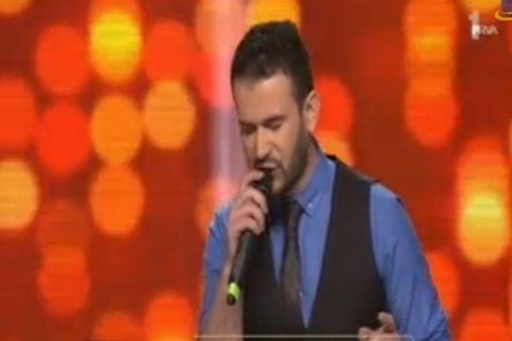 UŽIVO ZVEZDE GRANDA Bosanac: Alane, ti si za mene pravi pevač!