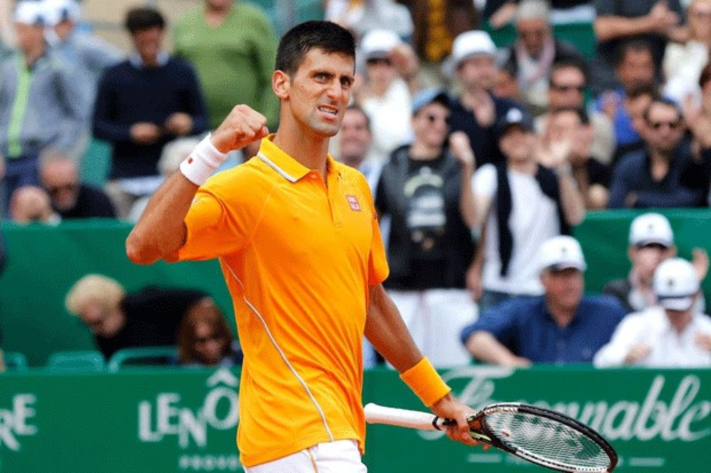 ATP LISTA: Novak bezbrižan kreće u pohod na Rolan Garos