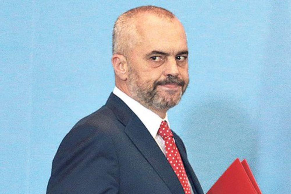 RAMA U PRIŠTINI: Albanci će se ujediniti pod evropskom kapom