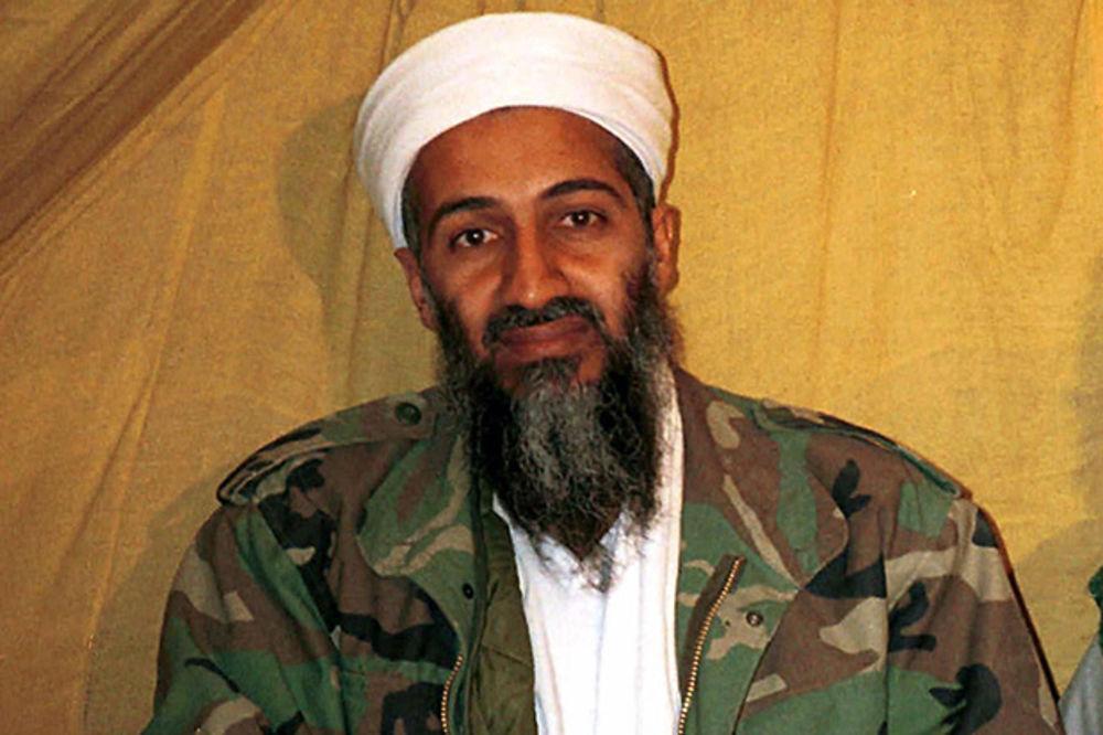 Osama Bin Laden, Foto: AP