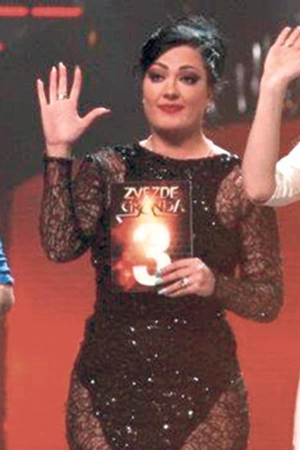 (VIDEO) Ninova ćerka hit u Zvezdama Granda