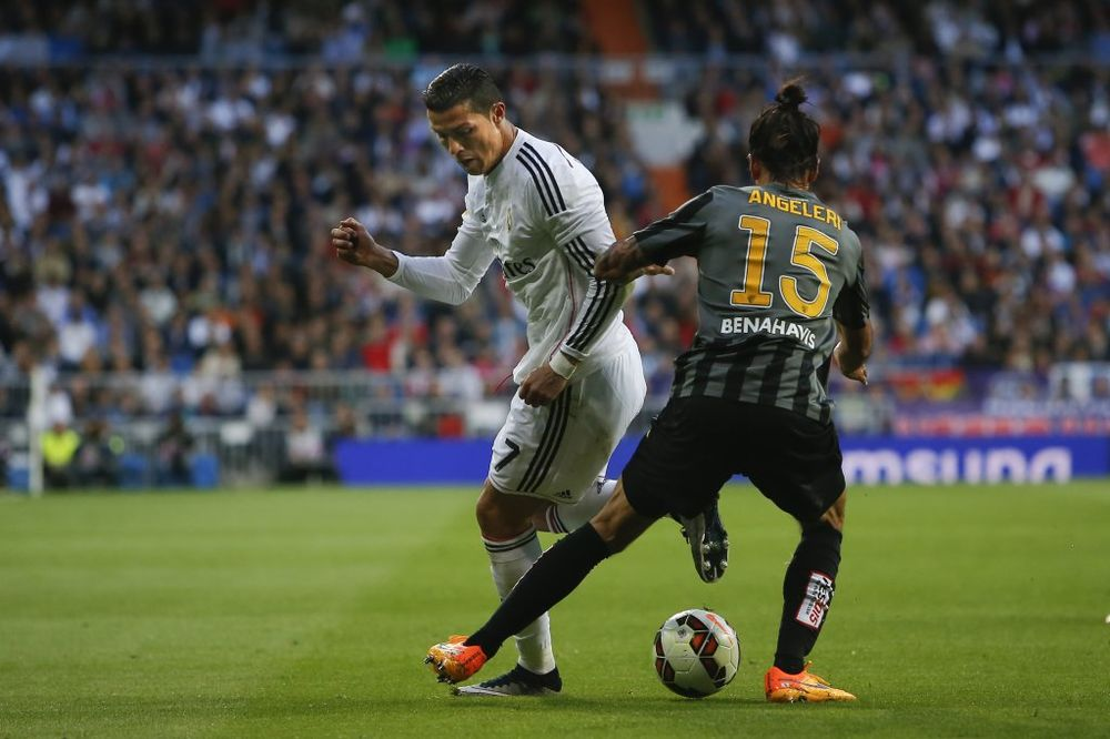 (VIDEO) ZATO JE NAJBOLJI NA SVETU: Pogledajte kako je Ronaldo predriblao igrača Malage