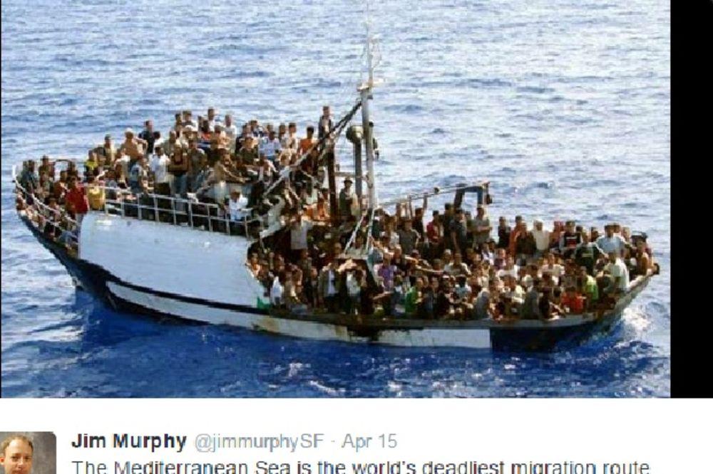 (VIDEO) NAJVEĆA DRAMA EMIGRANATA IKAD: Čak 700 Libijaca poginulo u prevrtanju broda