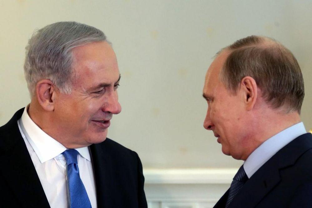 PUTIN UPOZORIO IZRAEL: Ako prodate oružje Ukrajini, doći će do novog rata