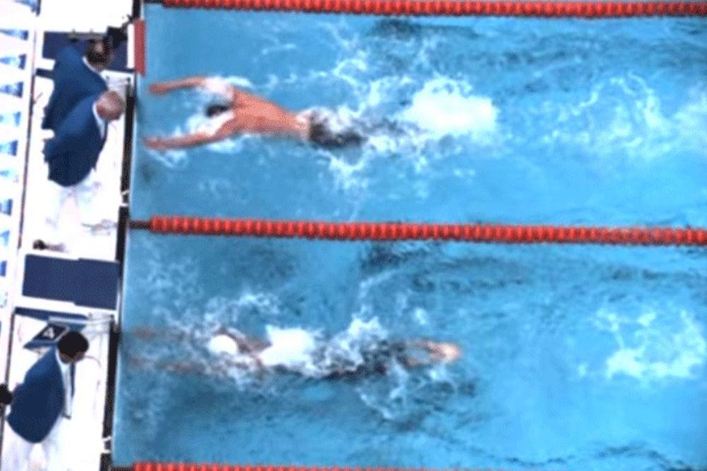 (VIDEO) SENZACIONALNO OTKRIĆE: Čavić je pobedio Felpsa na Olimpijskim igrama u Pekingu 2008.