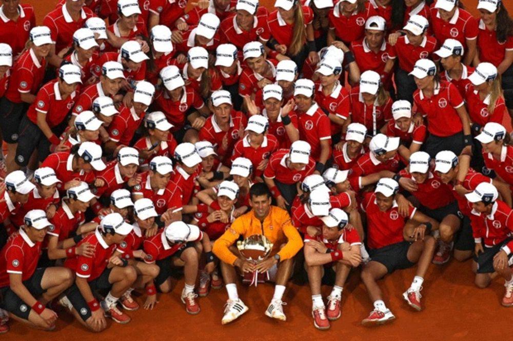 (FOTO) Mekinro u jednoj reči opisao dominaciju Novaka Đokovića