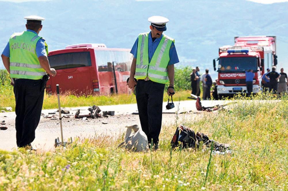 ZAKUCALI SE U KAMION: Slovenka poginula u sudaru s kamionom, muž povređen