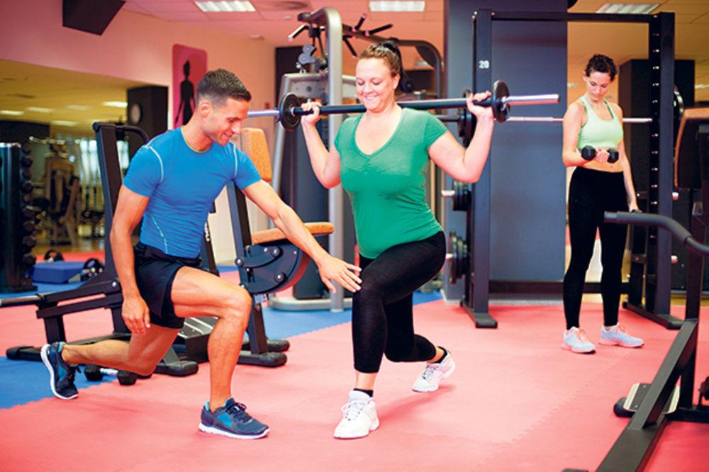 ANGAŽOVAN 71 INSPEKTOR: Inspekcija rada kontroliše fitnes centre