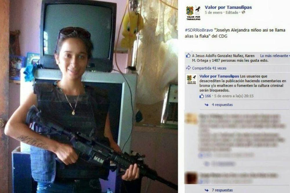 BRUTALNO: Krhka devojka ubijala za narko-kartele, završila raskomadana u ručnom frižideru