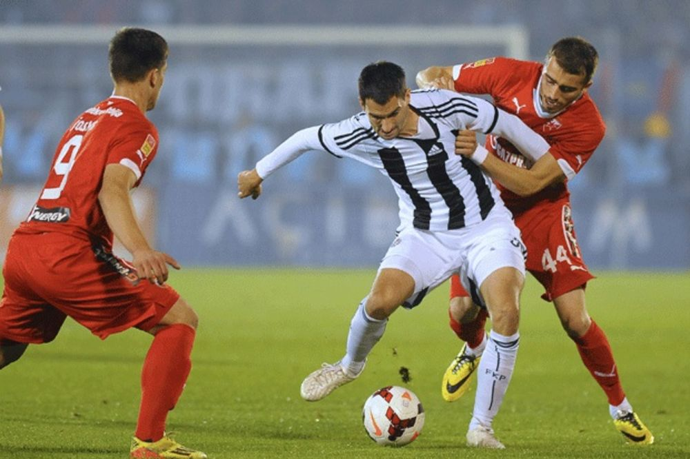 DERBI DEFINITIVNO POMEREN: Crvena zvezda i Partizan igraće u nedelju u 18 sati