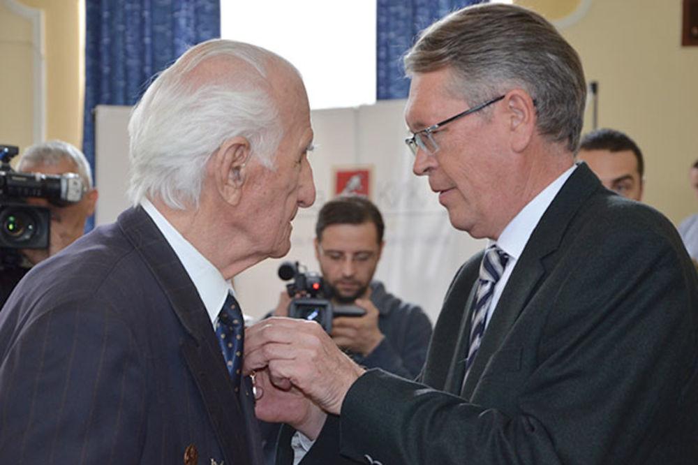 Zlatne medalje Ruske federacije trojici heroja