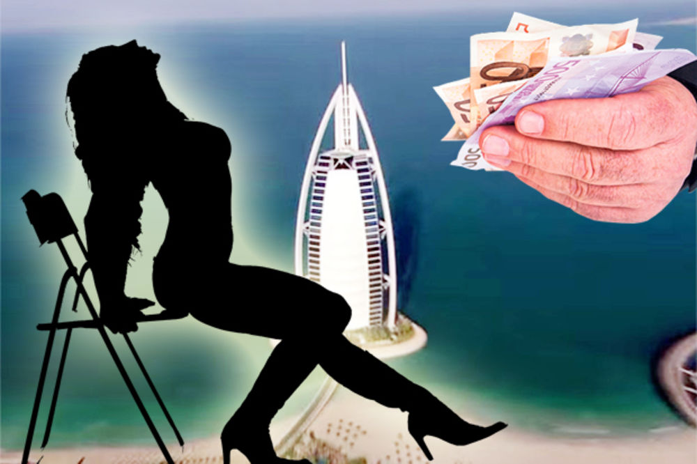 GASILI SU MI CIGARE PO TELU: Ispovest uzbekistanske prostitutke koja je preživela pakao Dubaija!