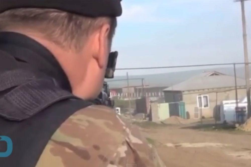 (VIDEO) PO KRATKOM POSTUPKU: Ovako su Rusi likvidirali odgovornog za bombaški napad u Volgogradu!