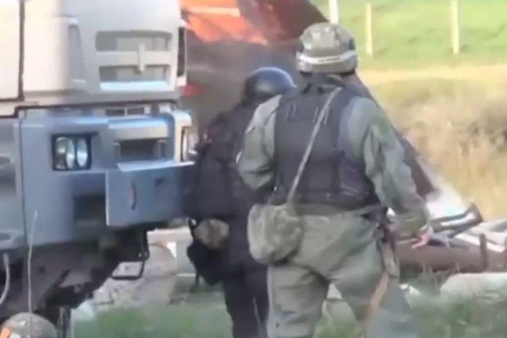 TAKO SE TO RADI: Ruske snage bezbednosti ubile 8 zlikovaca Islamske države