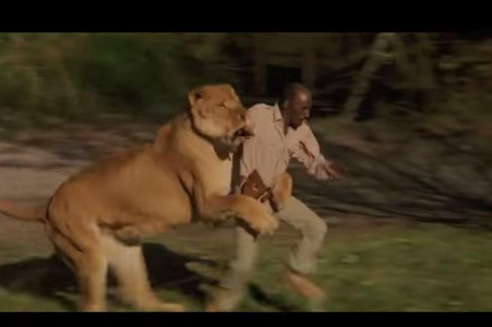 (VIDEO) POTPUNO ISTINITA PRIČA: 70 ljudi je teže povređeno dok su snimali film sa 100 lavova