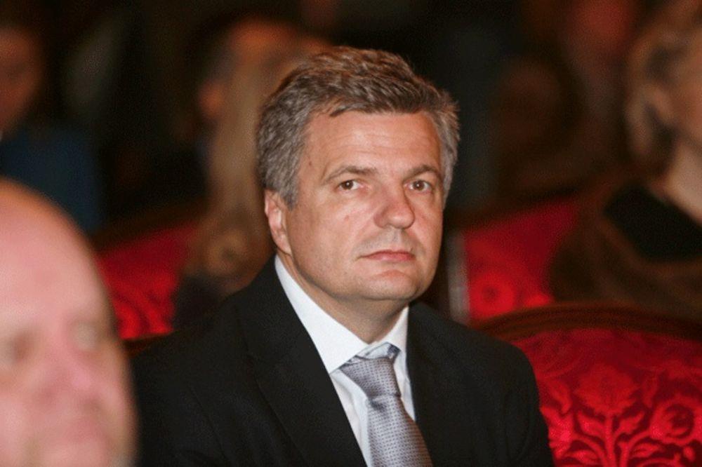 NOVAK ĐOKOVIĆ GA PODRŽAO: Mirko Petrović izabran za novog predsednika Teniskog saveza