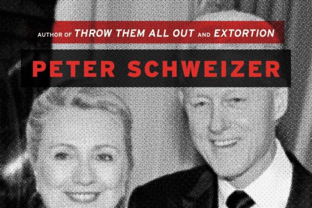 OVA KNJIGA ĆE UZDRMATI AMERIKU: Kako su strane vlade doprinele bogatstvu Hilari i Bila Klintona!