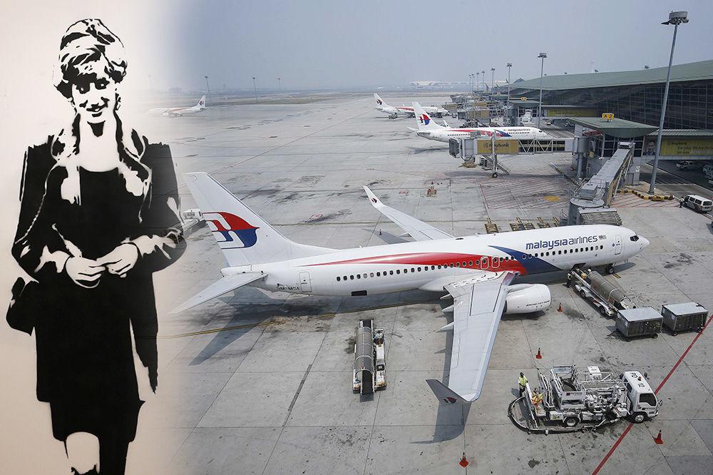 ONI SU OSETILI SMRT: 6 jezivih predskazanja tragedija - Lejdi Di pričala o sudaru, strah od MH370...