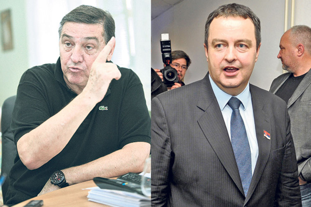 Mrkonjić: Svi ćemo mi kod Slobe, i Dačić i ja!