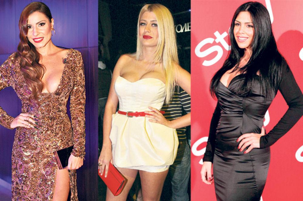 AFERA HAREM: Sandra, Mia i Kaja uzimaju pare za seks!